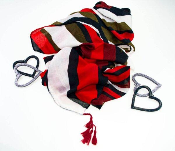 Valentínska šatka zebra | ApropoYou.sk