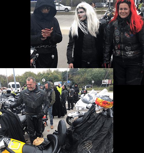 Motorkárske šatky - Kretívny kotol | Apropoyou.sk