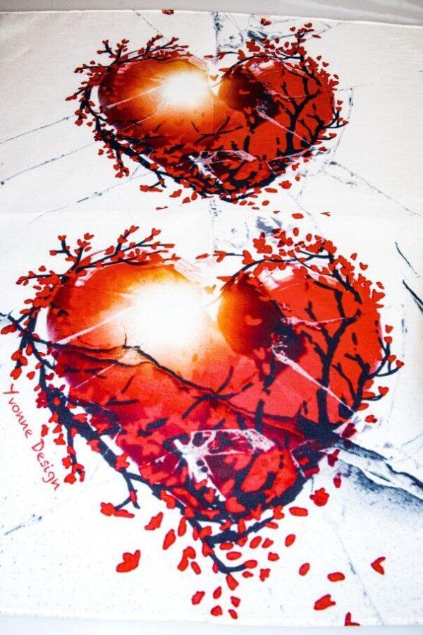 Valentínska šatka My Love | ApropoYou.sk