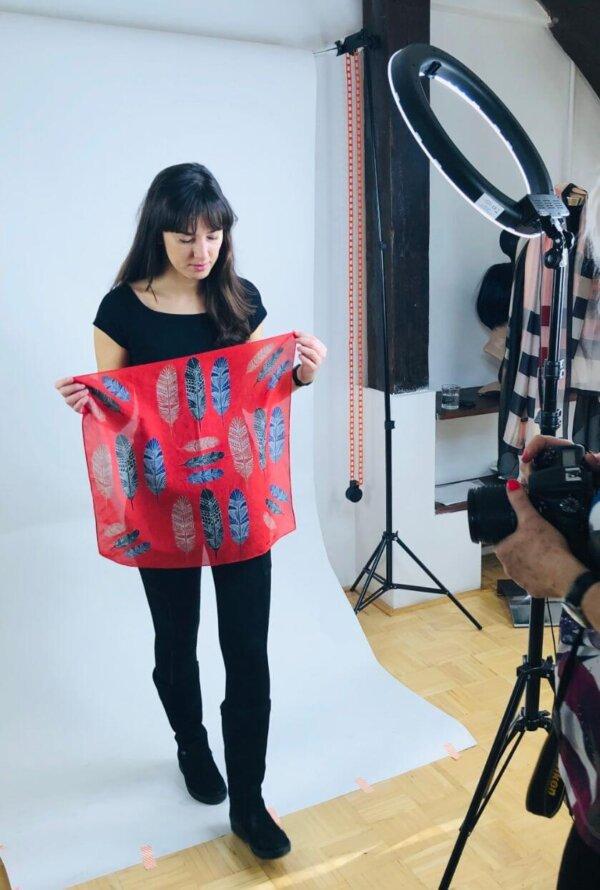 Fotoserál - Fotenie Valentínsych šatiek | Apropo You