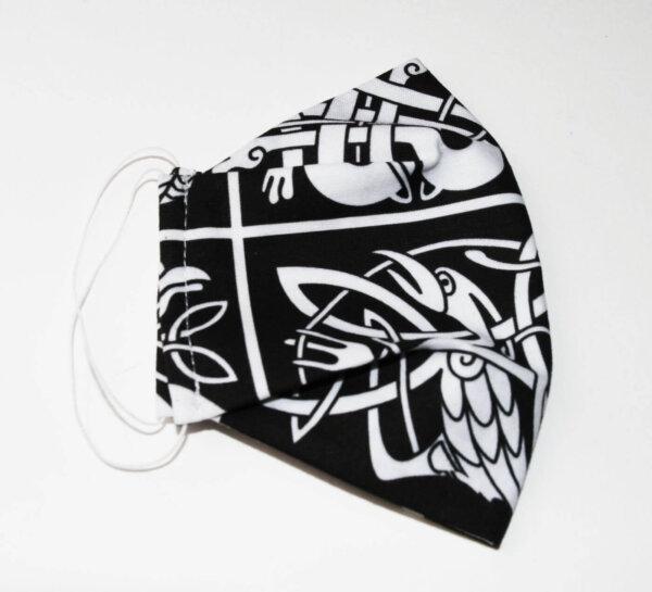 Rúško Black & White | Apropoyou.sk